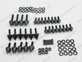 GSX-R 750 Fairing Screw Bolts For Suzuki - 2000-2003 - Black