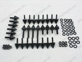 GSX-R 600 Fairing Screw Bolts For Suzuki - 2001-2003 - Black