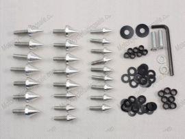 GSX-R 1000 Fairing Screw Bolts For Suzuki - 2003-2004 - Polish