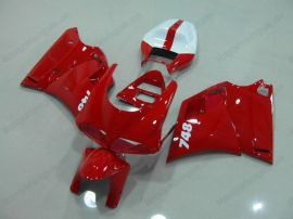748 / 998 / 996 Injection ABS Fairing For Ducati - Others - All Red