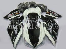 Kawasaki NINJA ZX14R 2012-2019 Injection ABS Fairing - Others- Black/White