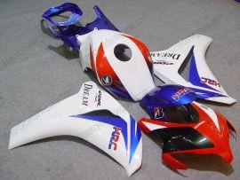 2008-2011 Injection ABS Fairing For Honda CBR 1000RR - Dream - White/Blue/Red