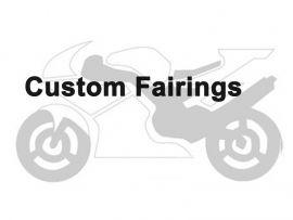 NINJA ZX6R 2013 Injection ABS Fairing For Kawasaki - Custom