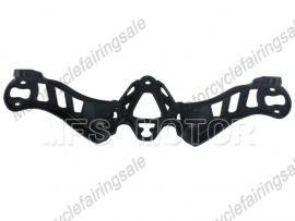2006-2007 Motorcycle Upper Headlight Bracket Fairing For Kawasaki NINJA ZX-10R