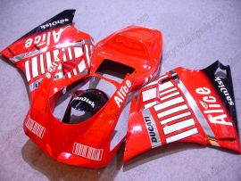 748 / 998 / 996 Injection ABS Fairing For Ducati - Alice - Red