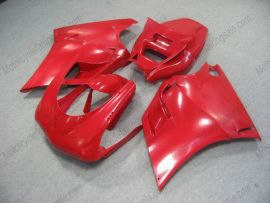 748 / 998 / 996 Injection ABS Fairing For Ducati - Factory Style - All Red
