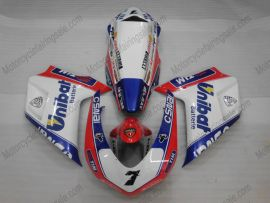 848 / 1098 / 1198 2007-2009 Injection ABS Fairing For Ducati - Others - Color