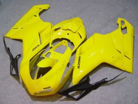 848 / 1098 / 1198 2007-2009 Injection ABS Fairing For Ducati - Others - Yellow
