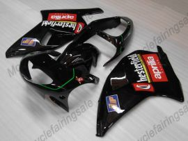 1995-1997 Injection ABS Fairing For Aprilia RS250 - Others - Black