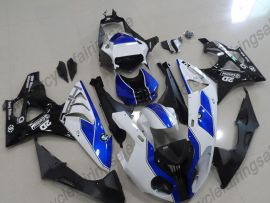 2009-2014 Injection ABS Fairing For BMW S1000RR - Castrol - Black/Blue/White