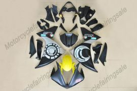 YZF-R1 2009-2011 Injection ABS Fairing For Yamaha - Others - Black