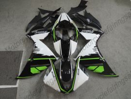 YZF-R1 2009 -2011 Injection ABS Fairing For Yamaha - Others - Green/Black