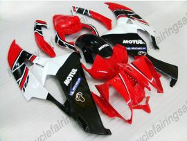 YZF-R6 2006-2007 Injection ABS Fairing For Yamaha - Motul - Red/White/Black