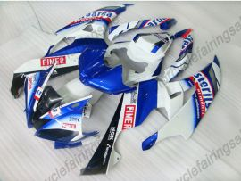 YZF-R6 2006-2007 Injection ABS Fairing For Yamaha - Sterilgarda - Blue/White