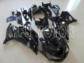 Kawasaki NINJA ZX14R 2012-2016 Injection ABS Fairing - Others - All Black