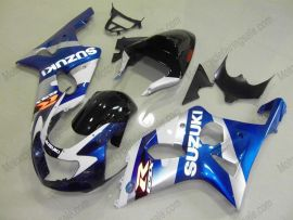 GSX-R 1000 2000-2002 K1 K2 Injection ABS Fairing For Suzuki - Others - Blue/White/Black