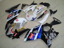 GSX-R 1000 2009-2012 K9 Injection ABS Fairing For Suzuki - Dark Dog - Black/Blue/White