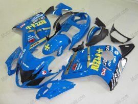 GSX-R 1300 Hayabusa 2008-2013 Injection ABS Fairing For Suzuki - Rizla+ - Blue/Black