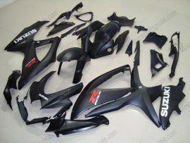 GSX-R 600/750 2008-2010 K8 Injection ABS Fairing For Suzuki - Others - Black