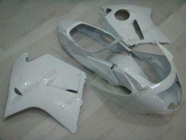 CBR 1100XX  1996-2007 Injection ABS Fairing For Honda BLACKBIRD - Factory Style - All White