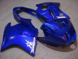 CBR 1100XX 1996-2007 Injection ABS Fairing For Honda BLACKBIRD - Others - All Blue