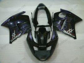 CBR 1100XX 1996-2007 Injection ABS Fairing For Honda BLACKBIRD - Flame - Purple Flame