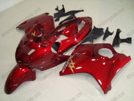 CBR 1100XX 1996-2007 Injection ABS Fairing For Honda BLACKBIRD - Others - Red