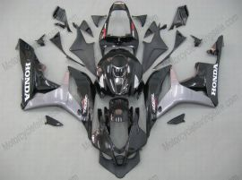 F5 2007-2008 Injection ABS Fairing For Honda CBR 600RR - Others  - Black