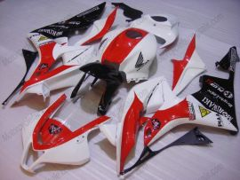 F5 2007-2008 Injection ABS Fairing For Honda CBR 600RR - M Racing  - White/Black/Red