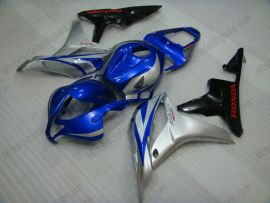 F5 2007-2008 Injection ABS Fairing For Honda CBR 600RR - Others  - Blue/Silver/Black
