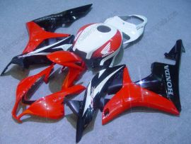 F5 2007-2008 Injection ABS Fairing For Honda CBR 600RR - Others  - Red/Black/White