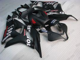 F5 2007-2008 Injection ABS Fairing For Honda CBR 600RR - Repsol  - Black
