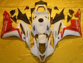 F5 2007-2008 Injection ABS Fairing For Honda CBR 600RR - Others  - White/Red
