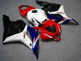 F5 2009-2012 Injection ABS Fairing For Honda CBR 600RR - Others - White/Black/Red