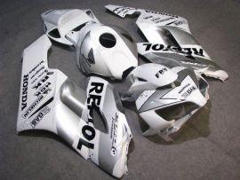 CBR1000RR 2004-2005 Injection ABS Fairing For - Honda Repsol - White/Silver