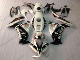 CBR1000RR 2012-2016 Injection ABS Fairing For Honda - PlayBoy - White/Black