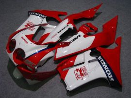 MC19 1988-1989 Injection ABS Fairing For Honda CBR250RR - Others - Red/White