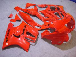 F3 1995-1996 Injection ABS Fairing For Honda CBR600 - Others - All Red