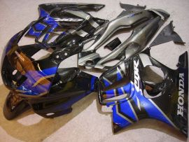 F3 1995-1996 Injection ABS Fairing For Honda CBR600 - Others - Black/Blue
