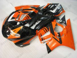 F3 1995-1996 Injection ABS Fairing For Honda CBR600 - Others - Orange/Black