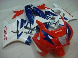 F3 1995-1996 Injection ABS Fairing For Honda CBR600 - Others - Red/White/Blue