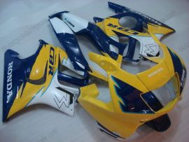 F3 1995-1996 Injection ABS Fairing For Honda CBR600 - Others - Yellow/Blue