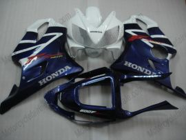 F4i 2001-2003 Injection ABS Fairing For Honda CBR600 - Others - Navy Blue/White