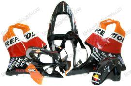 F4i 2001-2003 Injection ABS Fairing For Honda CBR600 - Repsol - Multi Color