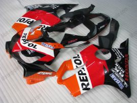 F4i 2001-2003 Injection ABS Fairing For Honda CBR600 - Repsol - Color