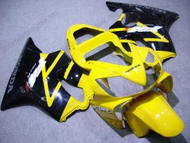 F4i 2001-2003 Injection ABS Fairing For Honda CBR600 - Others - Yellow/Black