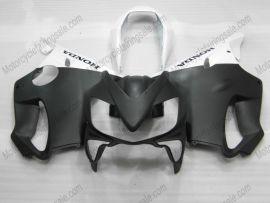 F4i 2001-2003 Injection ABS Fairing For Honda CBR600 - Others - Black/White(matte)