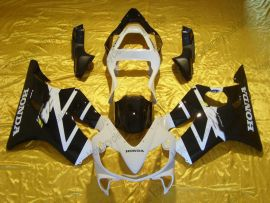F4i 2001-2003 Injection ABS Fairing For Honda CBR600 - Others - Black/White
