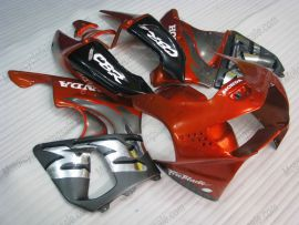 919 1998-1999 ABS Fairing For Honda CBR900RR - Fireblade - Orange/Silver