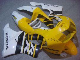 919 1998-1999 ABS Fairing For Honda CBR900RR - Fireblade - Yellow/Black/White